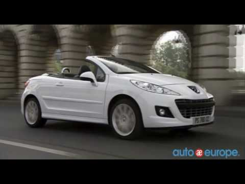 Peugeot Leasing From Auto Europe