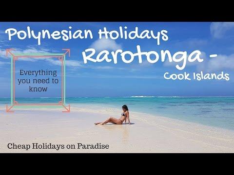 A real paradise...Trip to Rarotonga , Cook Island - Polynesia