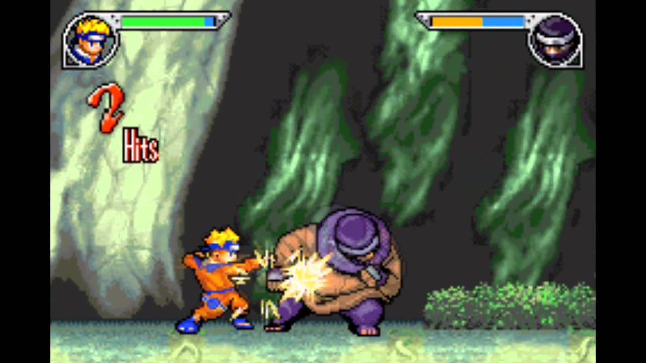 Naruto: Ninja Council 2 - Gameplay [HD] - YouTube