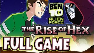 Ben 10 Rise Of Hex Game Download