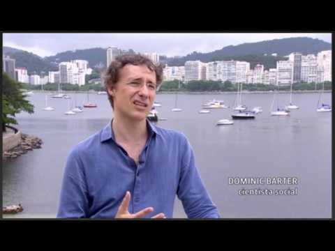 Dominic Barter | Milênio Globo News | 02-01-2017