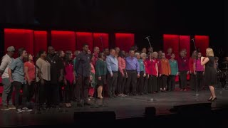 Everyone has a song - welcoming refugees through music | Tacoma Refugee Choir | TEDxSeattle
