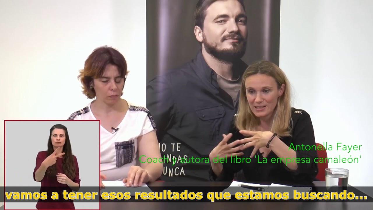 Ver en Youtube el vídeo  Píldoras formativas #Quédateencasa - Webinars POr TALENTO. 'Liderazgo femenino'.. Abre en nueva ventana