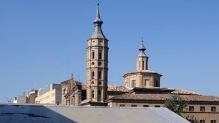 Испания. Сарагоса. Spain. Saragosa(Фрагменты фильма о поездке в Испанию в ноябре 2010 года. Заповедник Николая Надеждина: http://niknadejdin.blogspot.com/, 2010-11-16T23:07:21.000Z)