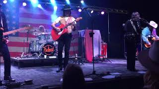 Gator Boys Song Live 1st Row Midland Country Band Live at Choctaw Casino In Grant, OK 01/13/18