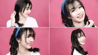 4 Kiểu tết tóc ngắn cực mát siêu đẹp dành cho mùa hè| Emdep TV