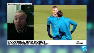 """Football and Money: """"Modern football became dependent on the media"""""""
