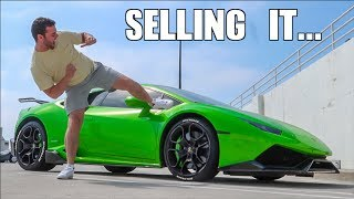 5 Things I HATE About My Lamborghini Huracan thumbnail