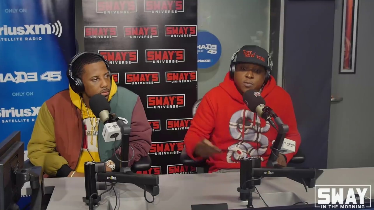 Fabolous and Jadakiss Discuss Their Joint Album 'Friday on Elm Street'