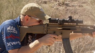 Multiple Target Transitions with a Rifle - 3-Gun