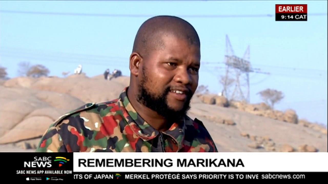 Remembering Marikana