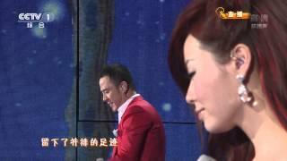 20130209央视2013蛇年春晚-张靓颖&杨坤-一辈子朋友