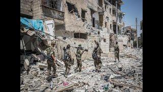 Сирия: Французы начали войну за бывшую колонию