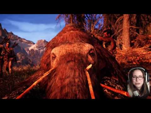 Malukah Plays Far Cry Primal