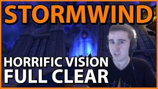 FULL CLEAR GUIDE: Stormwind Horrific Vision Solo (Outlaw Rogue)