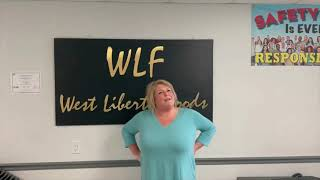 Welcome message from WLF to SeaBreezee EB3 applicants