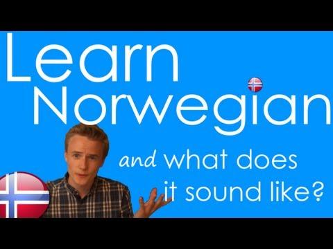 How to Speak Norwegian! Basic Language Guide - Learn Norwegian