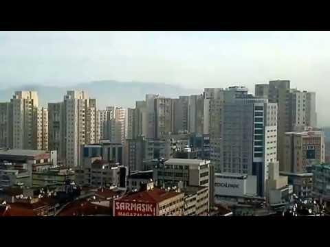 Bursa City Overview
