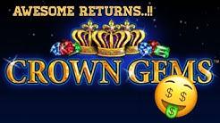 ** CROWN GEMS** £2 Lucky Spins.