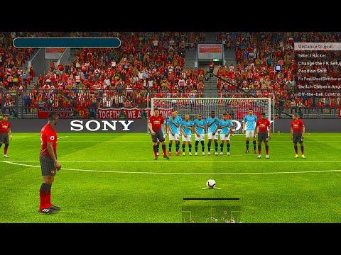 Manchester United vs Manchester City | EFL Cup 2020 Sami ...