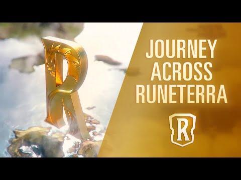 Journey Across Runeterra   Legends of Runeterra