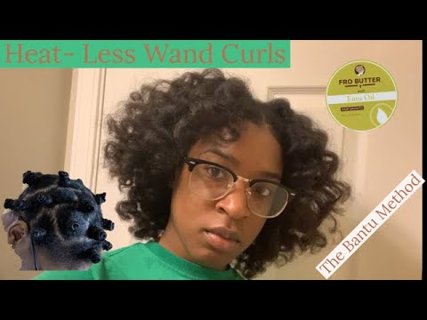 Are your Bantu Knots Always A Failure?