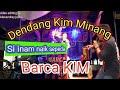 Dendang Kim Minang ~ Messi pamain bola  Perfomance: Barca kim