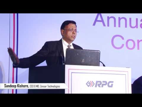 Sandeep Kishore, at the RPG Investor Conference 2017