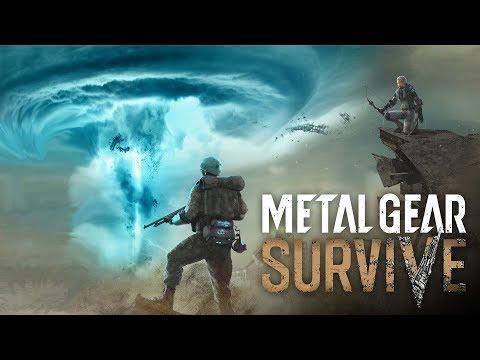 Metal Gear Survive Beta w/commander/bluehawk/supertez/elite | NUCLEAR ZOMBIES