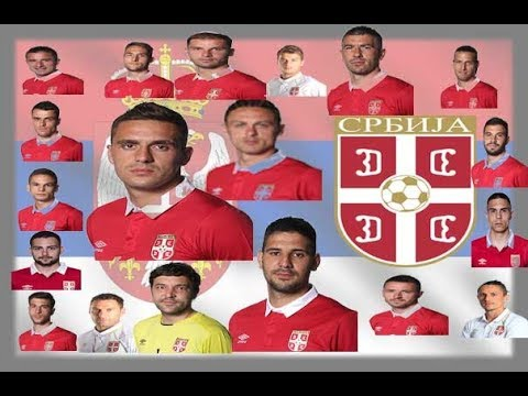 World Cup 2018 - Team profile SERBIA