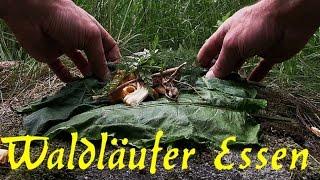 Waldläufer Tricks: Essen kochen ohne Topf und Pfanne