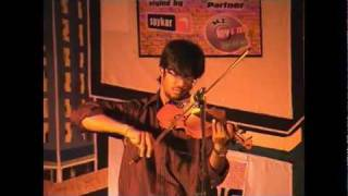 Toss The Feathers with INDIAN classical by SOUMALYA DAS at  Nagpur,India.wmv