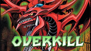Yugioh Slifer the Sky Dragon | The Winged Dragon of RA - OVERKILL [2015]