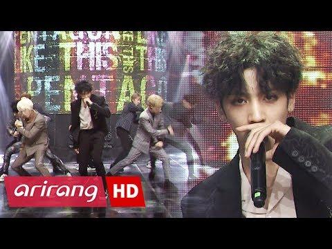 [Simply K-Pop] PENTAGON(펜타곤) _ Like This _ p.282 _ 091517