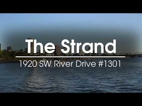 The Strand Penthouse // 1920 SW River Drive #1301