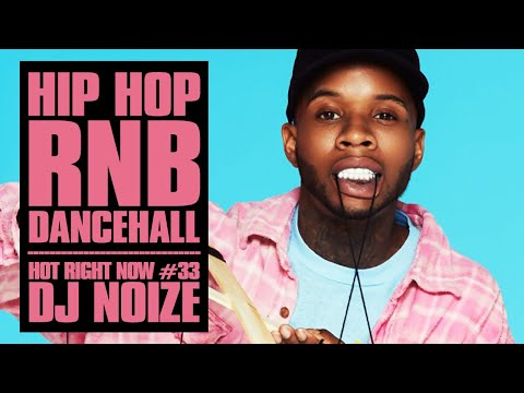 🔥 Hot Right Now #33 | Urban Club Mix January 2019 | New Hip Hop R&B Rap Dancehall Songs DJ Noize