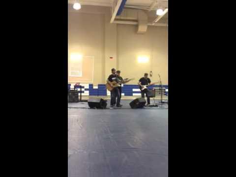 Matt Kennon @ Georgiana School - Band Against Bullying