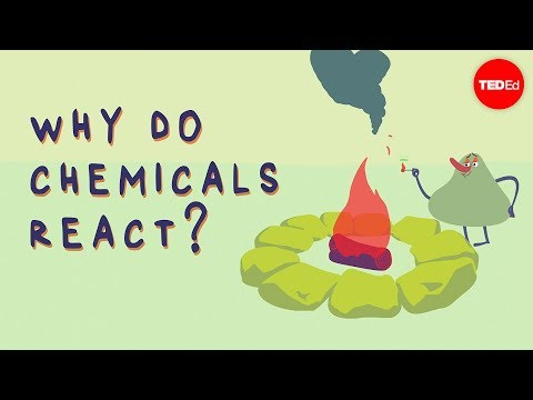 Video image: What triggers a chemical reaction? - Kareem Jarrah