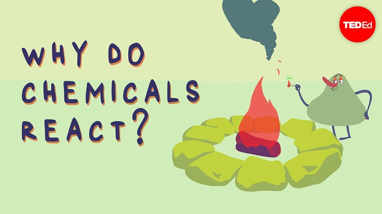 What triggers a chemical reaction? - Kareem Jarrah