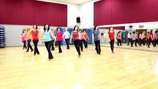 Pull You Through - Line Dance (Dance & Teach in English & 中文)