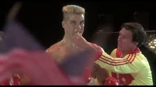 Иван Драго убил на ринге Аполло Крида (Рокки 4)