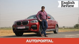 2019 BMW X4 Test Drive Review - Most Stylish SUV - Autoportal