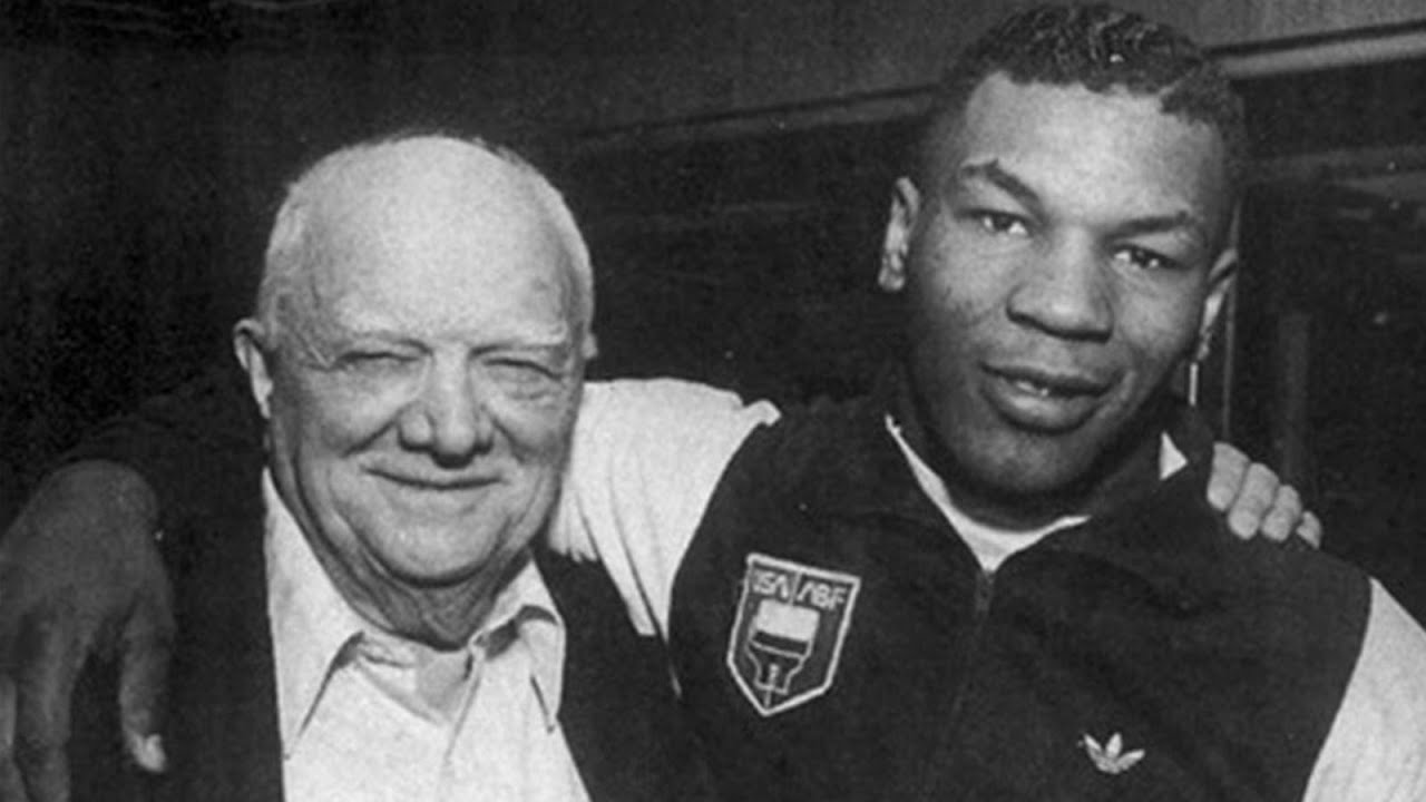 mike tyson y amato