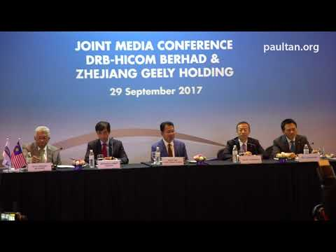 Proton with Geely - focus on products and customer satisfaction