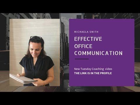 Effective Office Communication