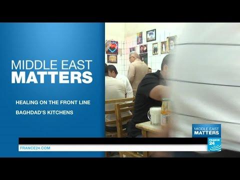 Baghdad's kitchens: The Iraqi capital's restaurant renaissance