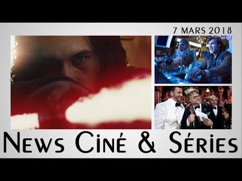 Star Wars The Last Jedi, Solo A Star Wars Story, les Oscars, les Césars... L'actualité de la semaine