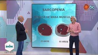Sarcopenia Pérdida de la masa muscular