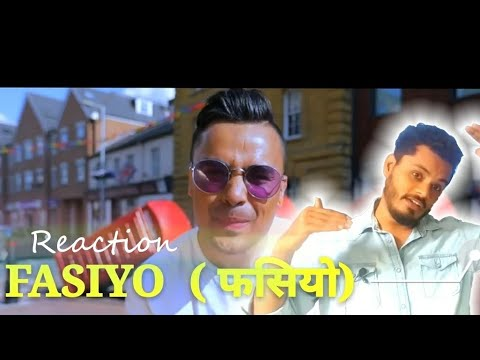 INDIAN REACT to VJ Ghimire FASIYO (फासियो) Latest Nepali Song , Ft. Jay Author