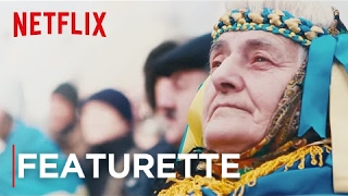 Winter on Fire |  Filming on the Front Lines  Featurette | Netflix